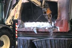 Refractories Services alluminio demolizione