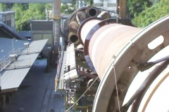 Refractories Services cementeria forno rotativo